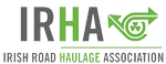 Pallet Distributor in Ireland, UK and Europe. Irish Road Haulage Association logo.